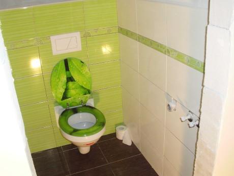 ... - Práce uvnitř domu - Dlažby, podlahy a obklady - obklady na WC